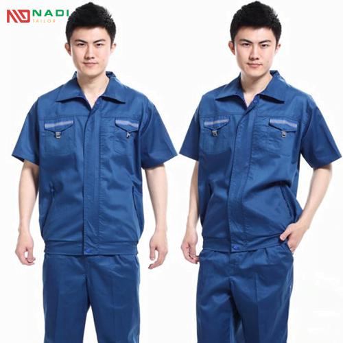Thiết kế áo đồng phục cho nhân viên kĩ thuật