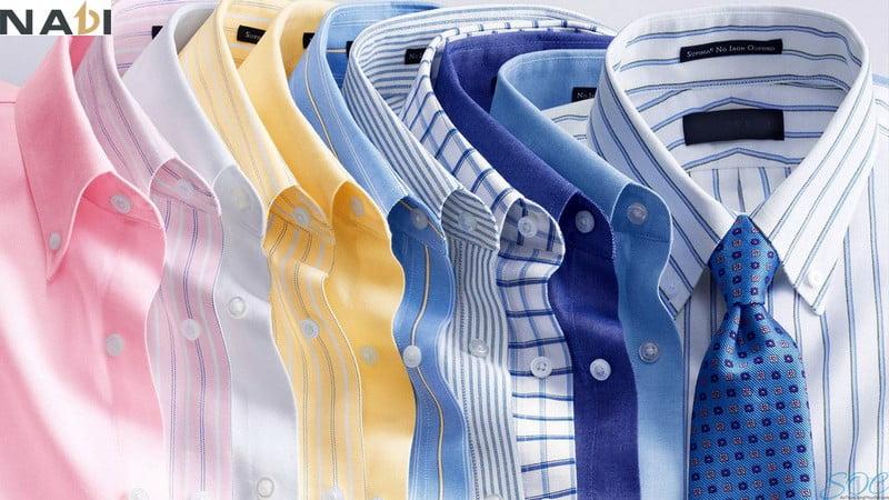 Bạn nên chọn một vài loại vải như: vải kaki, kaki cotton, kate, vải ford, vải lanh,... giúp mặc cảm thấy dễ chịu hơn