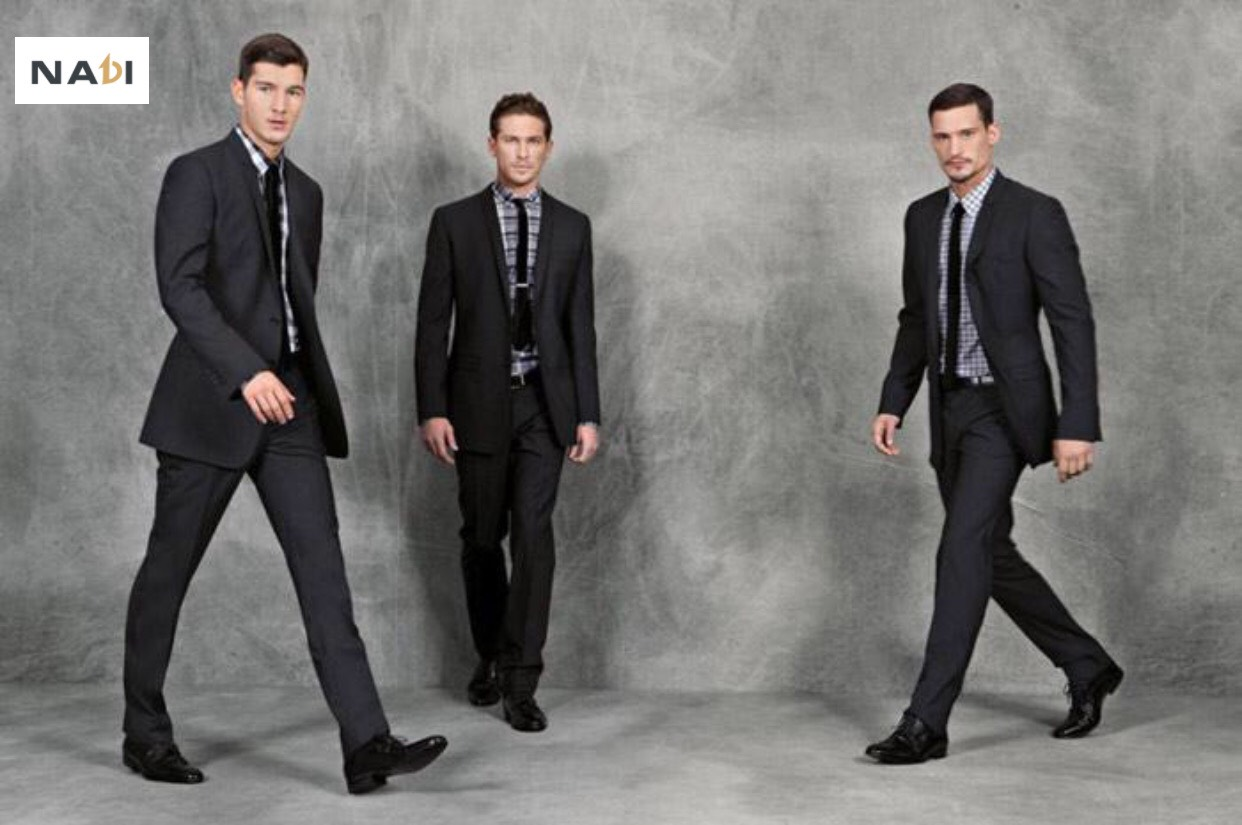 Các mẫu đồ vest công sở nam tạo nên sự chỉn chu và chuyên nghiệp