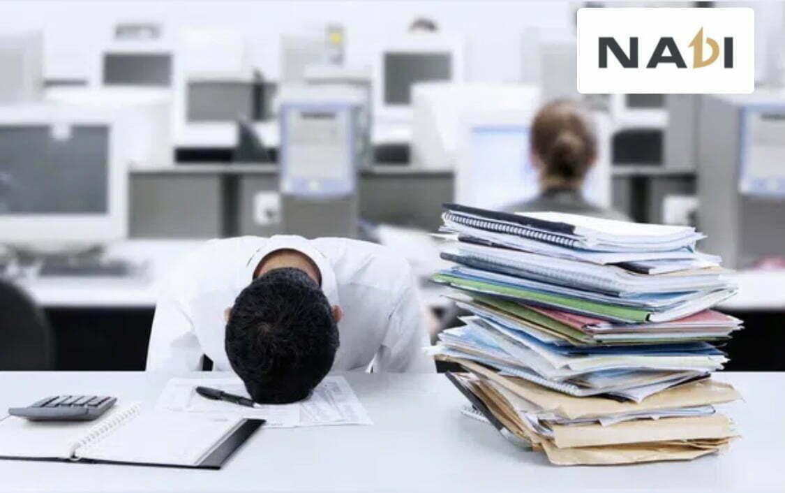 Áp lực deadline là một trong những lý do gây nên tình trạng stress kéo dài