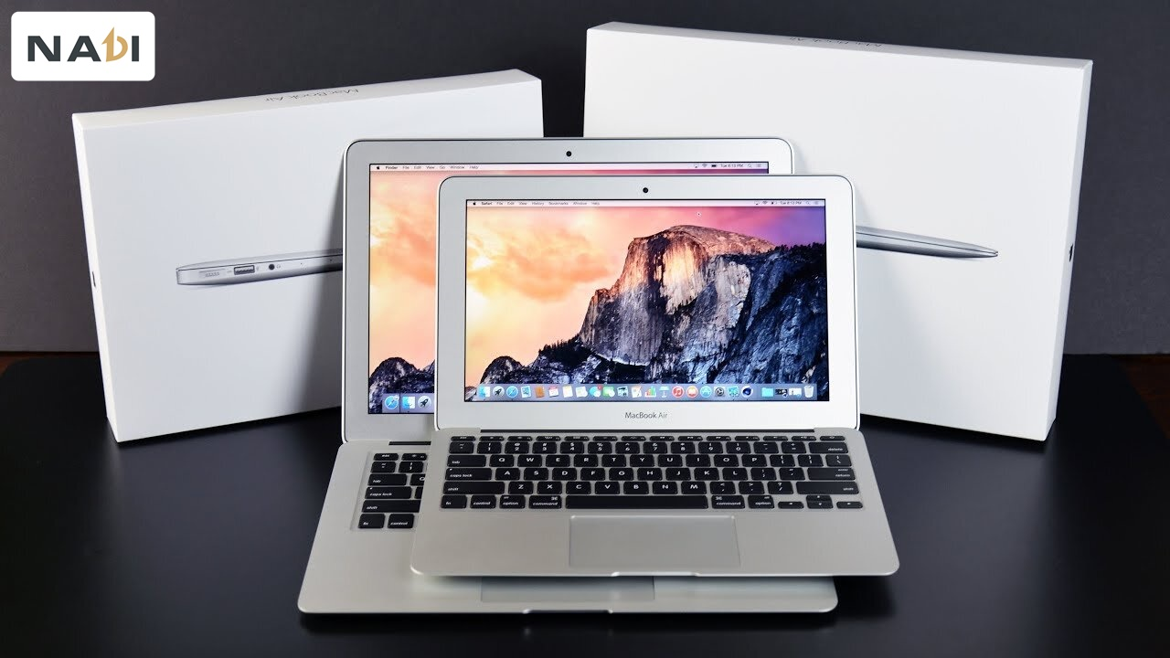 Dân văn phòng nên mua macbook nào