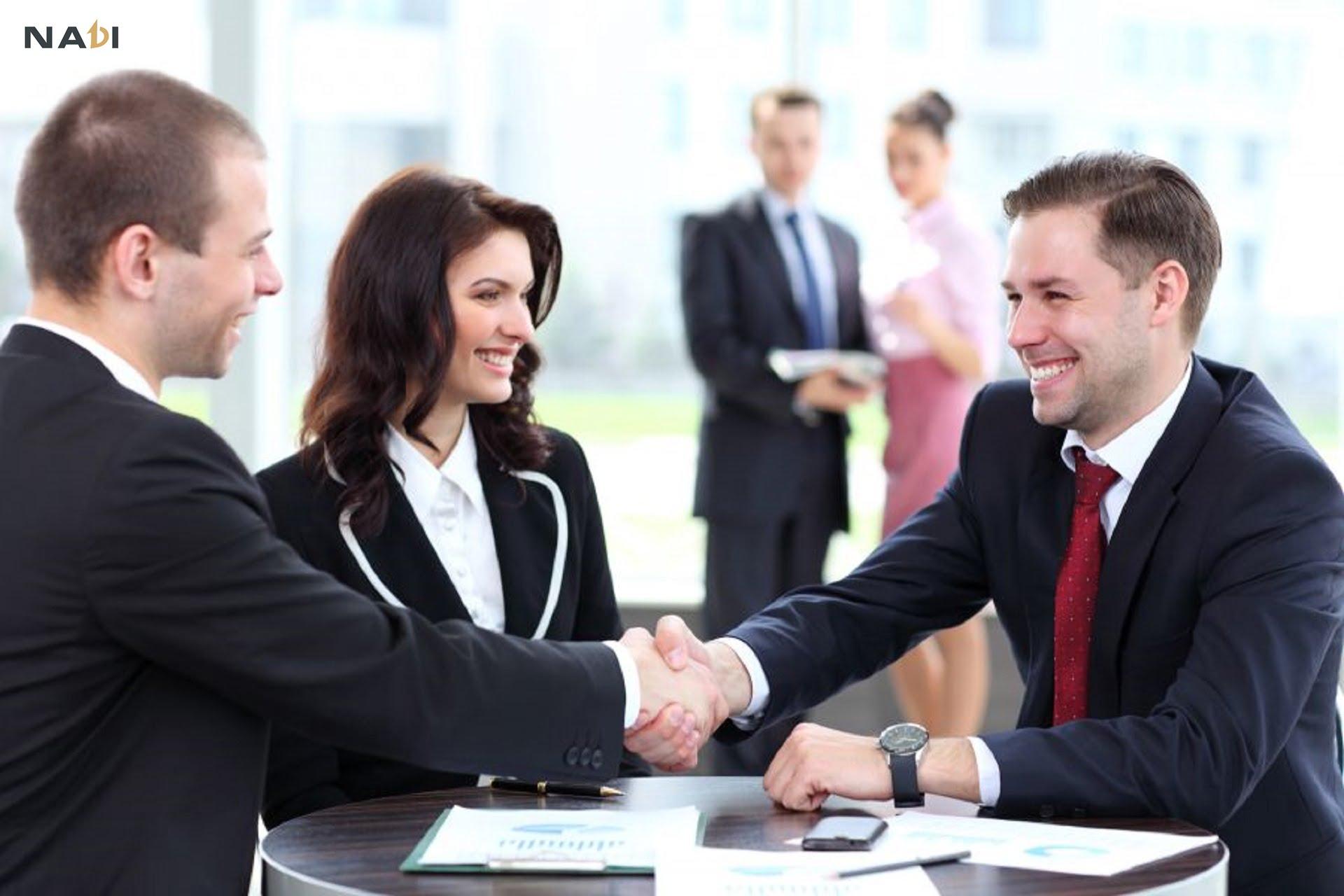 Điều cơ bản của những nguyên tắc trong giao tiếp là sự tôn trọng đối phương.