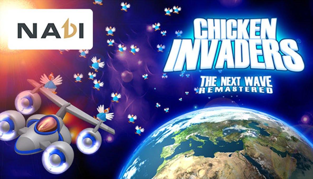Chicken Invaders- Cùng Trở Về Với Tuổi Thơ