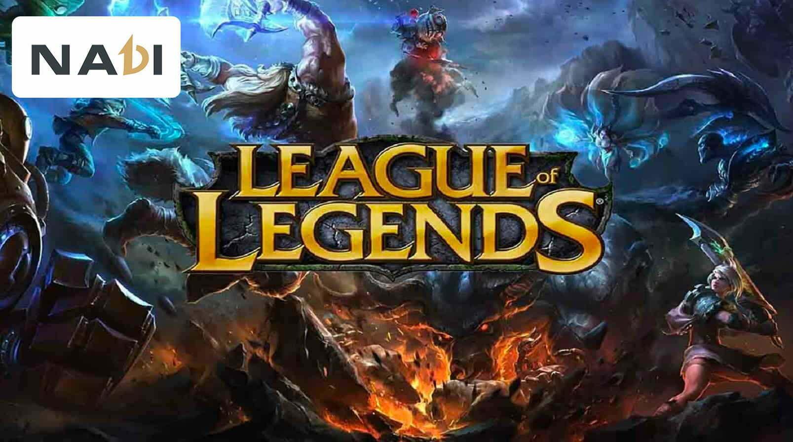 League of Legends - Game PC Được Ưa Chuộng nhất